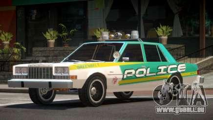 Dodge Diplomat Police V1.4 für GTA 4