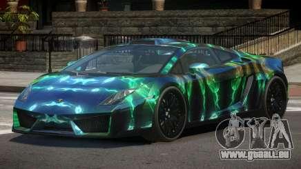 Lamborghini Gallardo L-Tuned PJ3 pour GTA 4