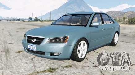 Hyundai Sonata (NF) 2008 für GTA 5