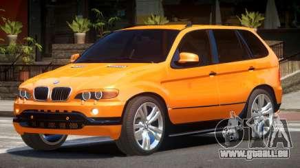 BMW X5 S-Style für GTA 4