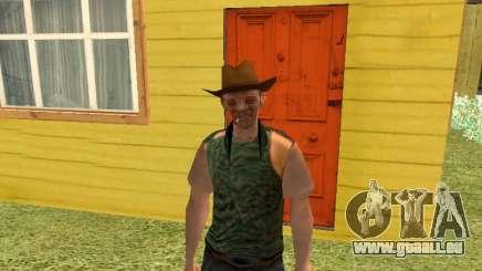 Nikolai Dobrynine (dans le rôle de Mitya Buhangen) pour GTA San Andreas