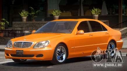 Mercedes-Benz S600 SE pour GTA 4