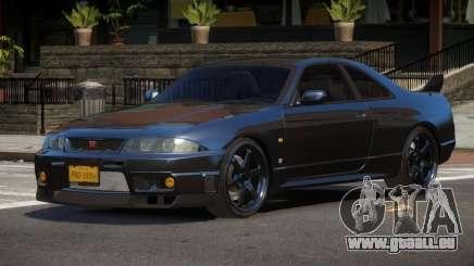 Nissan Skyline ST für GTA 4