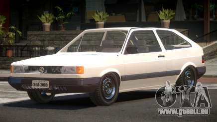 Volkswagen Gol GT V1.0 pour GTA 4