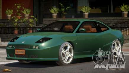 Fiat Coupe GT für GTA 4