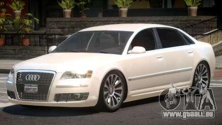 Audi A8L RS pour GTA 4