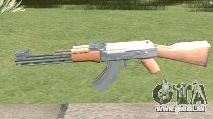 Double AK-47 für GTA San Andreas