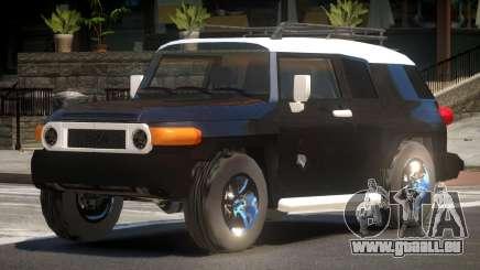 Toyota FJ V1.1 pour GTA 4