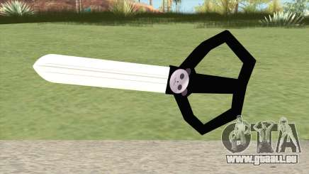 Shelleys Scissors (Akame Ga Kill) pour GTA San Andreas
