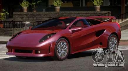 Lamborghini Cala SR für GTA 4