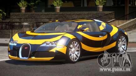 Bugatti Veyron DTI PJ3 für GTA 4