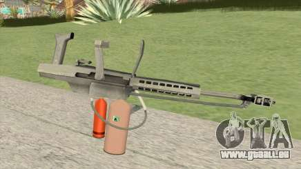 Flame Thrower (HD) pour GTA San Andreas
