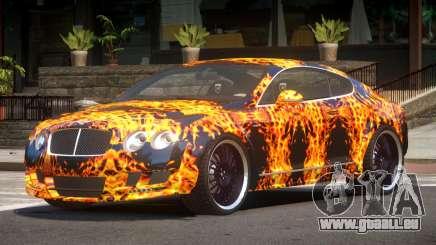 Bentley Continental GT Elite PJ1 pour GTA 4
