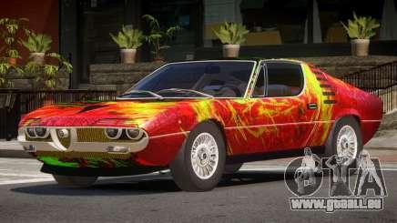 Alfa Romeo Montreal V1.0 PJ6 pour GTA 4