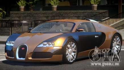 Bugatti Veyron DTI für GTA 4
