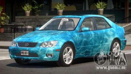 Lexus IS300 LS PJ1 pour GTA 4