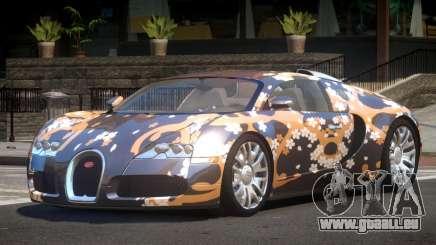 Bugatti Veyron DTI PJ2 für GTA 4