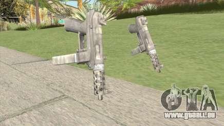 TEC-9 LQ für GTA San Andreas