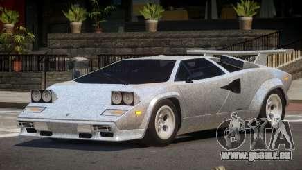 1985 Lamborghini Countach LP500 QV PJ2 pour GTA 4