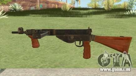 STEN MK5 (Red Orchestra 2) für GTA San Andreas