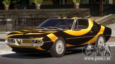 Alfa Romeo Montreal V1.0 PJ3 pour GTA 4