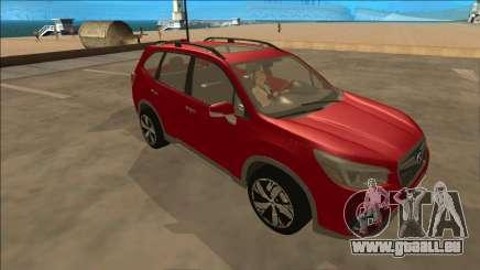 Subaru Forester 2019 für GTA San Andreas