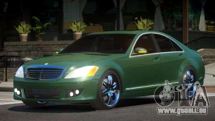Mercedes Benz W221 LT pour GTA 4