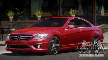 Mercedes Benz CL65 ST für GTA 4