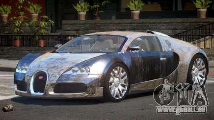 Bugatti Veyron DTI PJ4 für GTA 4