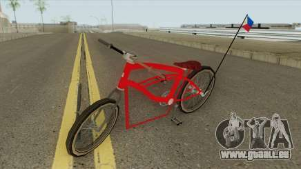 Lowered Bike PH V2 für GTA San Andreas