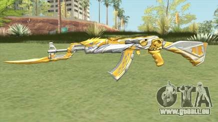 AK-47 (Knife Iron Beast) pour GTA San Andreas