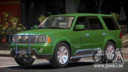 Lincoln Navigator ST für GTA 4