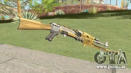 AK-47 (Beast Imperial Gold) pour GTA San Andreas