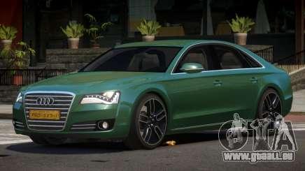 Audi A8 E-Style pour GTA 4