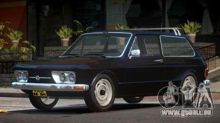 Volkswagen Brasilia LS für GTA 4