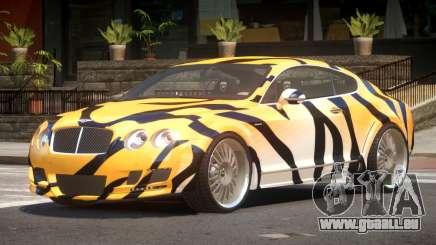 Bentley Continental GT Elite PJ5 pour GTA 4