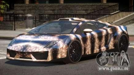 Lamborghini Gallardo L-Tuned PJ2 pour GTA 4