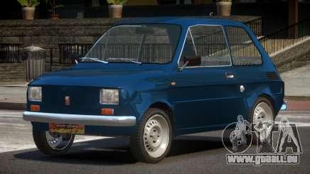 Fiat 126P V1.0 für GTA 4