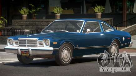 Plymouth Volare ST pour GTA 4