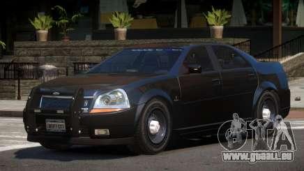 Albany Presidente FBI V1.0 für GTA 4