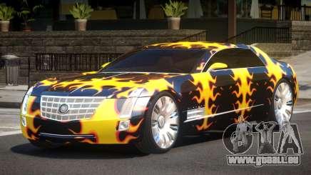 2003 Cadillac Sixteen V1.2 PJ3 pour GTA 4