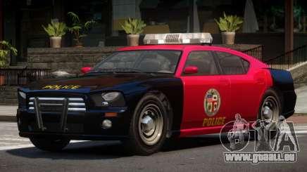 Bravado Buffalo Police V1.0 pour GTA 4