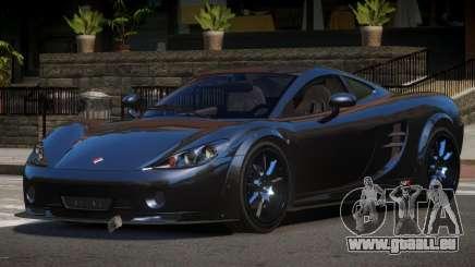 Ascari KZ1 GT pour GTA 4