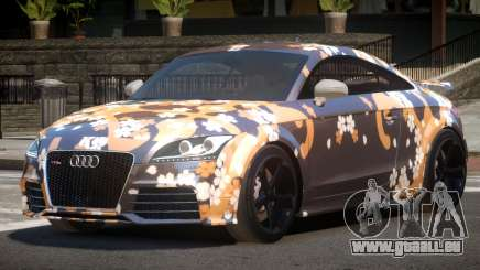 Audi TT R-Tuning PJ2 pour GTA 4