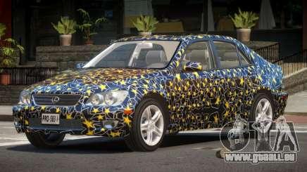 Lexus IS300 LS PJ4 pour GTA 4