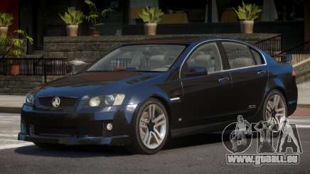 Holden Commodore FBI für GTA 4