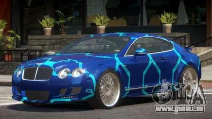 Bentley Continental GT Elite PJ2 pour GTA 4