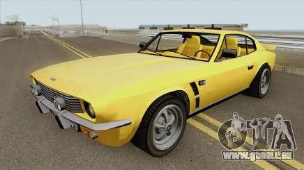 Dewbauchee Rapid GT Classic GTA V für GTA San Andreas