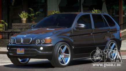 BMW X5 S-Style SR für GTA 4