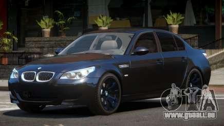 BMW M5 E60 LS pour GTA 4